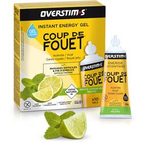 OVERSTIM.s Coup de Fouet Liquid Gel Box 10x30g, Mojito